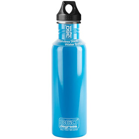 360° degrees Stainless Bottle 750ml blue